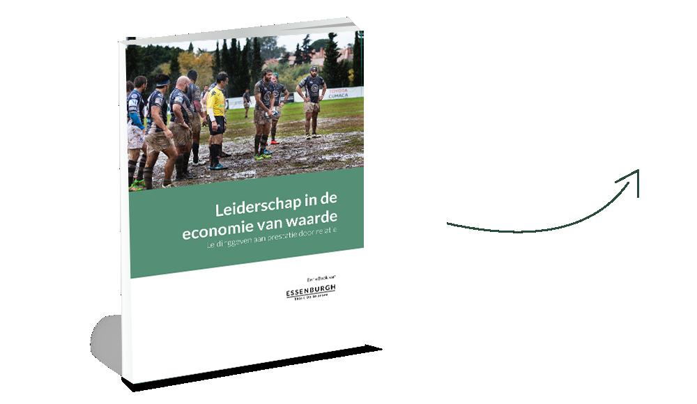 leiderschap economie van waarde