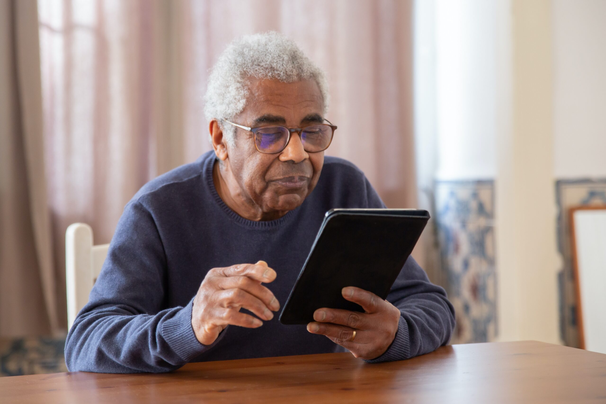 Importance of social contact after retirement