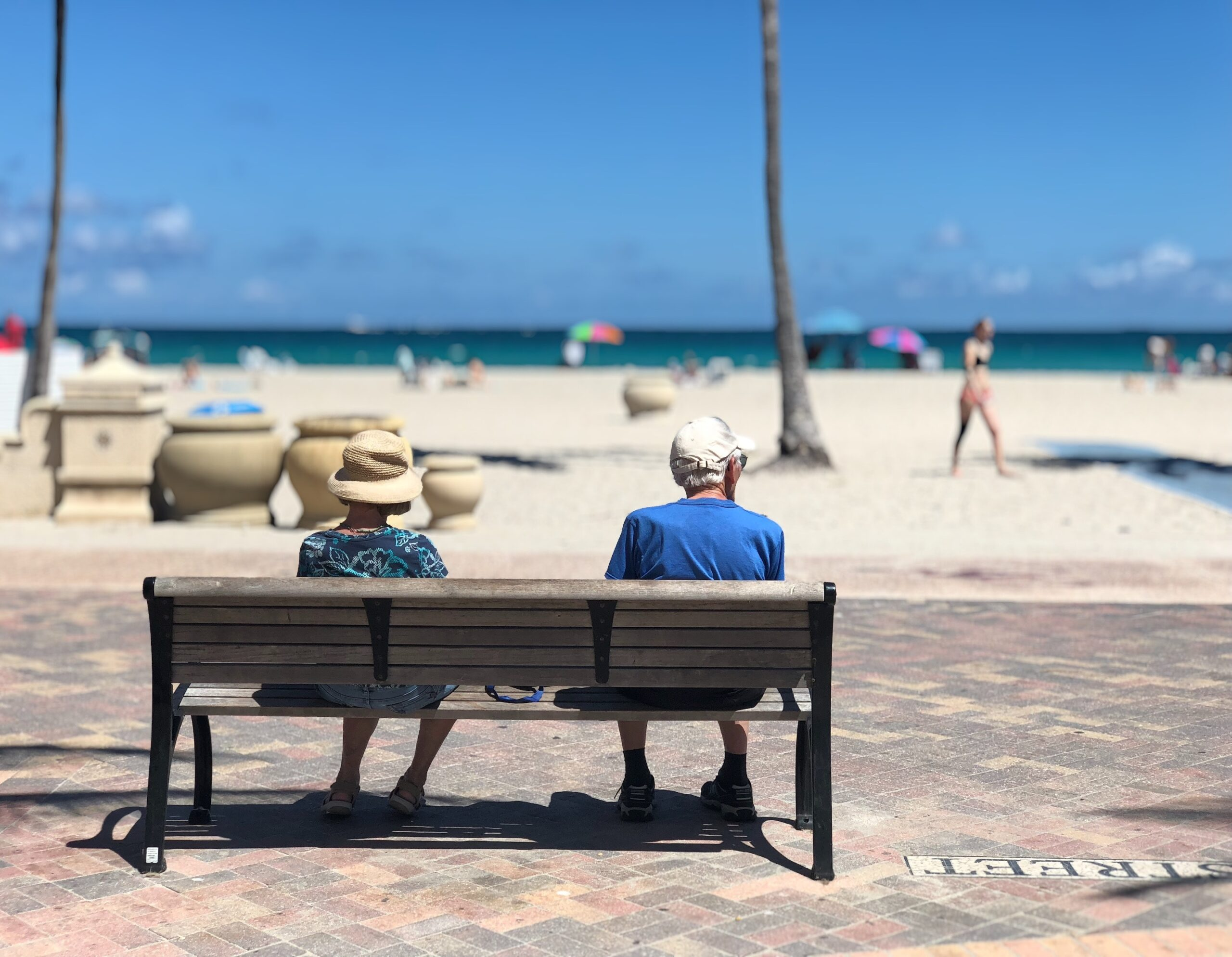 Retirement in sight course with partner